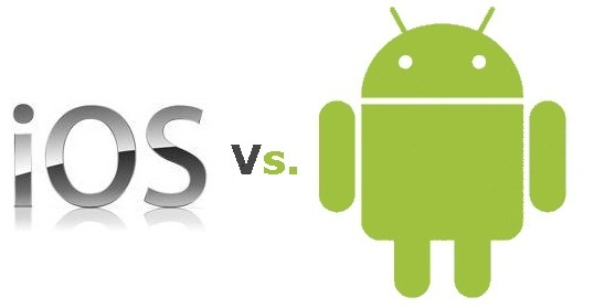 Android and iOS