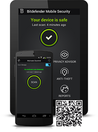 bitdefender mobile security