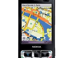 gps on mobile device