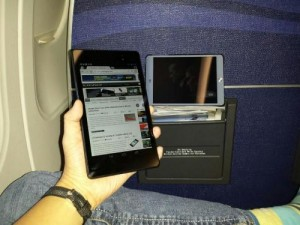 iPad and Nexus 7