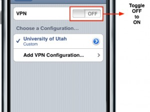 iphone with vpn