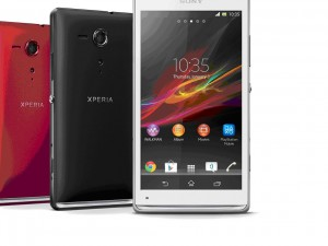 sony xperia sp smartphone