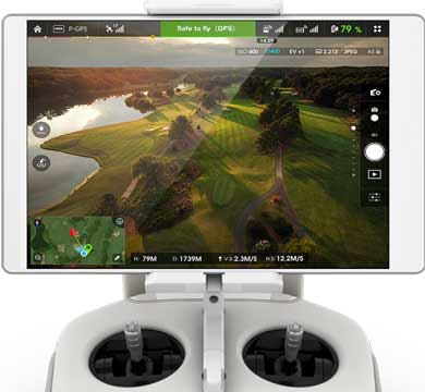 dji phantom app review