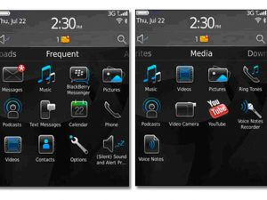 blackberry and symbian