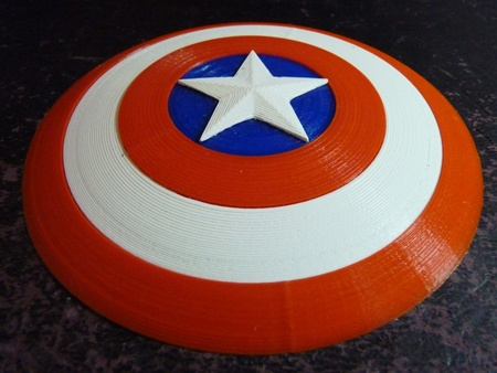 captain americas shield