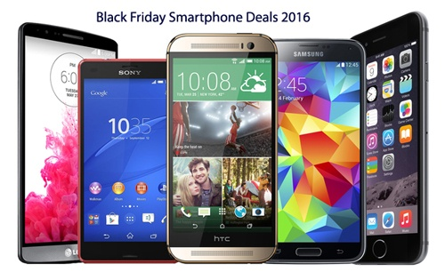 best smartphone deals on black friday with the stand
