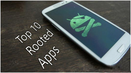 rooted apps