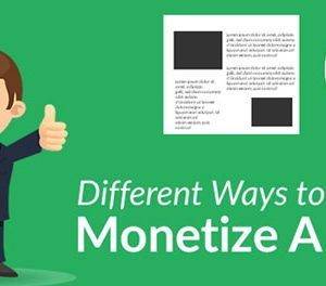 blog monetization