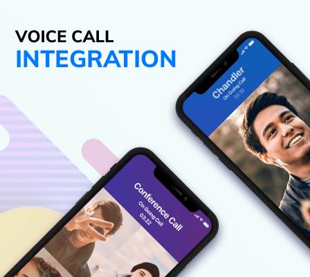 Simple Voice Call Integration Using the Best Voice API & SDK